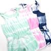 Tie Dye Romper Colorways
