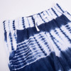 Shade Critters Terry Jogger Pant- Navy Tie Dye detail