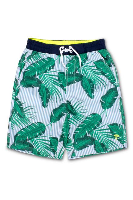 Cabana Botanical Swim Shorts  by Shade Critters UPF50
