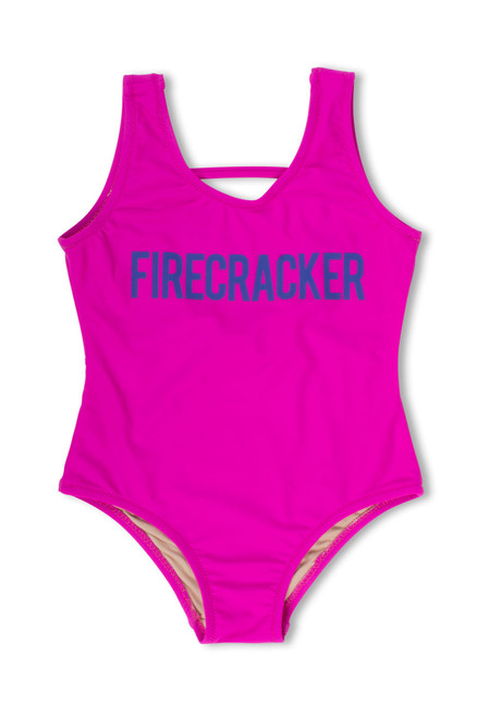 Firecracker Swimsuit