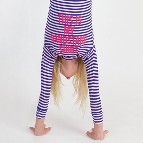 Handstand Shirt -Rash Guard (Tween)