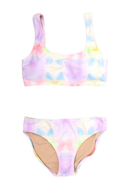 Bikini - Multi Tie Dye
