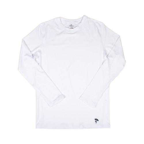 UPF Sun Shirt - White