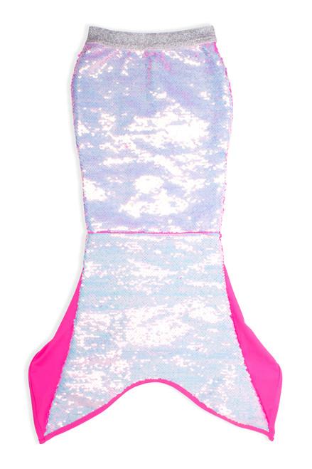 Flip Sequin Mermaid Tail - Hot Pink