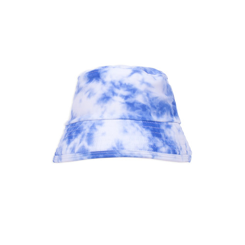 picture of SA-HAT-162 -bucket hat - navy tie dye
