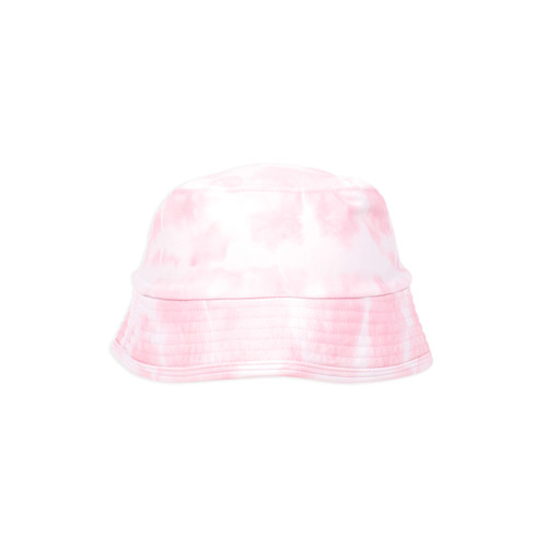 picture of SA-HAT-161 -bucket hat - pink tie dye