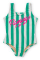 Flamingo A-Go-Go Scoop Swimsuit  by Shade Critters UPF50