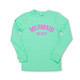 Mermaid on Duty - Mint Rashguard