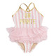 One Piece - On Pointe UPF 50+ Girls Swimsuit
