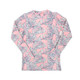 Rashguard - Pink Monstera