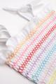 alt pic Smocked Tankini - Multi Stripe