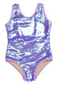 One Piece Flip Sequin - Purple
