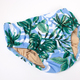 picture of SA-DPR-157 -diaper cover - blue palm
