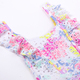 picture of SG01C-184 -ruffle sleeve 1pc - floral eyelet