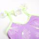 picture of SG01A-177 -pom pom strap 1pc - lilac daisy