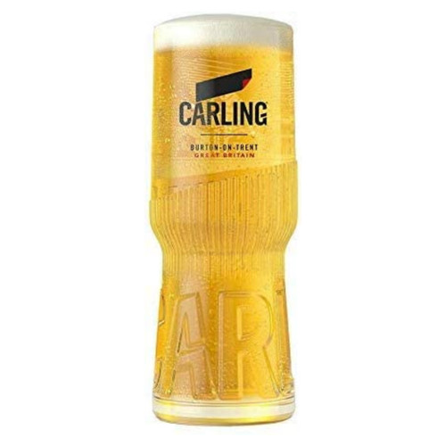 Carling Pint Glass