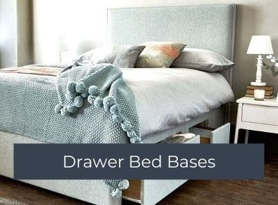 Drawer Bed Base