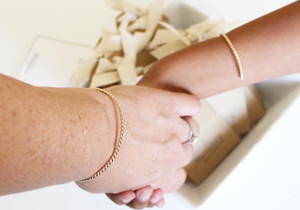 Mommy + Me | Twisted Cuff bracelets