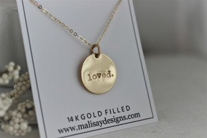 loved.  • gold or silver
