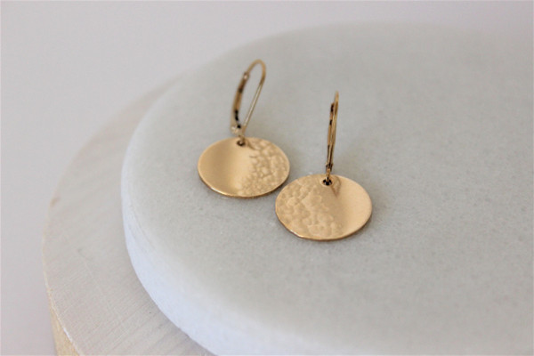 JoJo Earrings | gold or silver