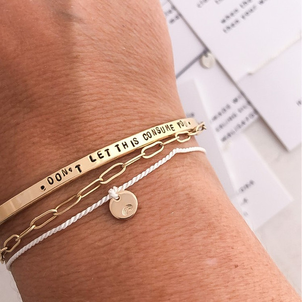 star - wish bracelet