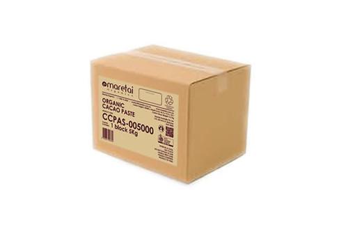 Maretai - Bulk Organic Cacao Paste / Cocoa Paste - Ceremonial - 20 Kg (4 x 5kg)