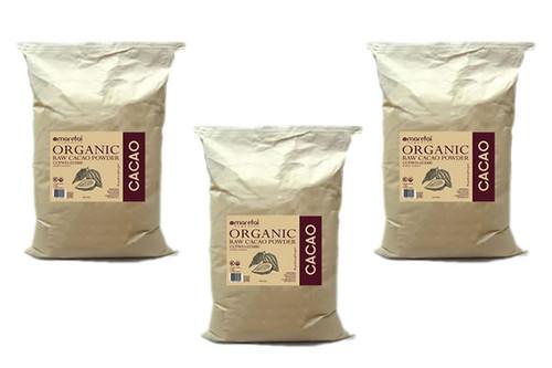 Maretai - Bulk Organic Cacao Powder / Cocoa Powder - Ceremonial - 15 kg