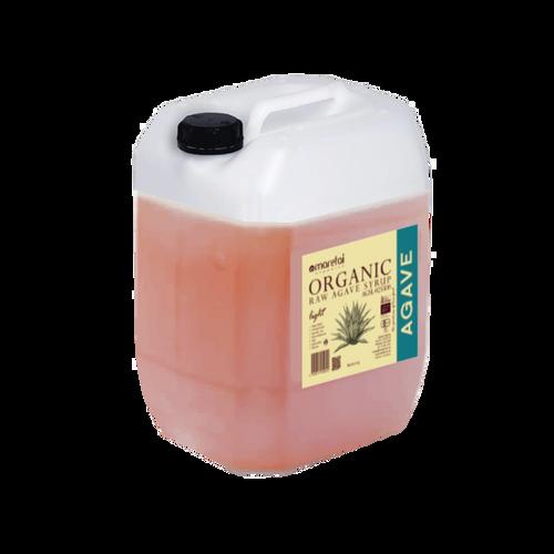Maretai - Bulk Organic Agave Syrup / Agave Nectar Light - Cube 25 kg