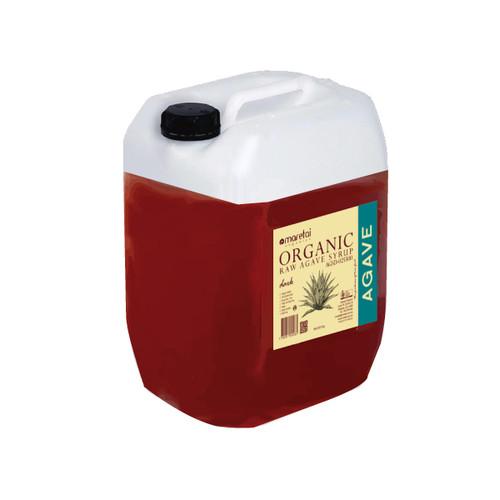 Maretai - Bulk Organic Agave Syrup / Agave Nectar Dark - Cube 25 kg