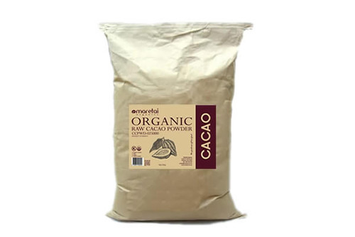 Maretai - Bulk Organic Cacao Powder / Cocoa Powder - Ceremonial - 25kg