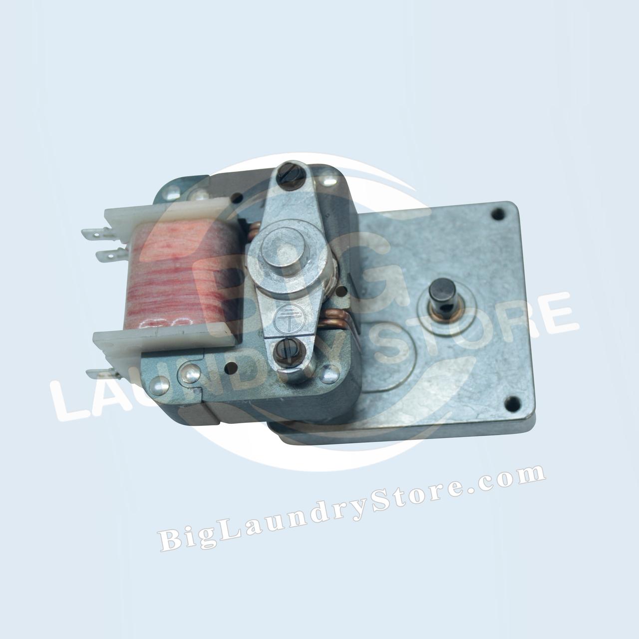Motor & Gear - 110V - Wascomat # 970401