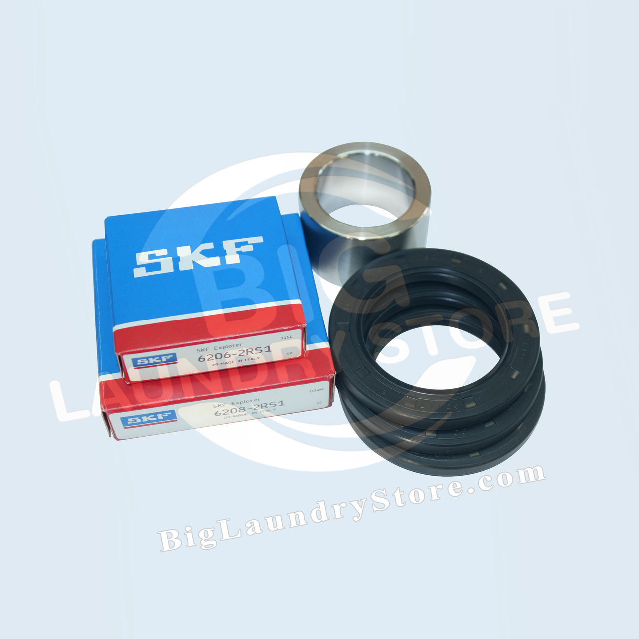 Bearing Kit for Wascomat W75 (Late) - Italy - Wascomat # 990235I