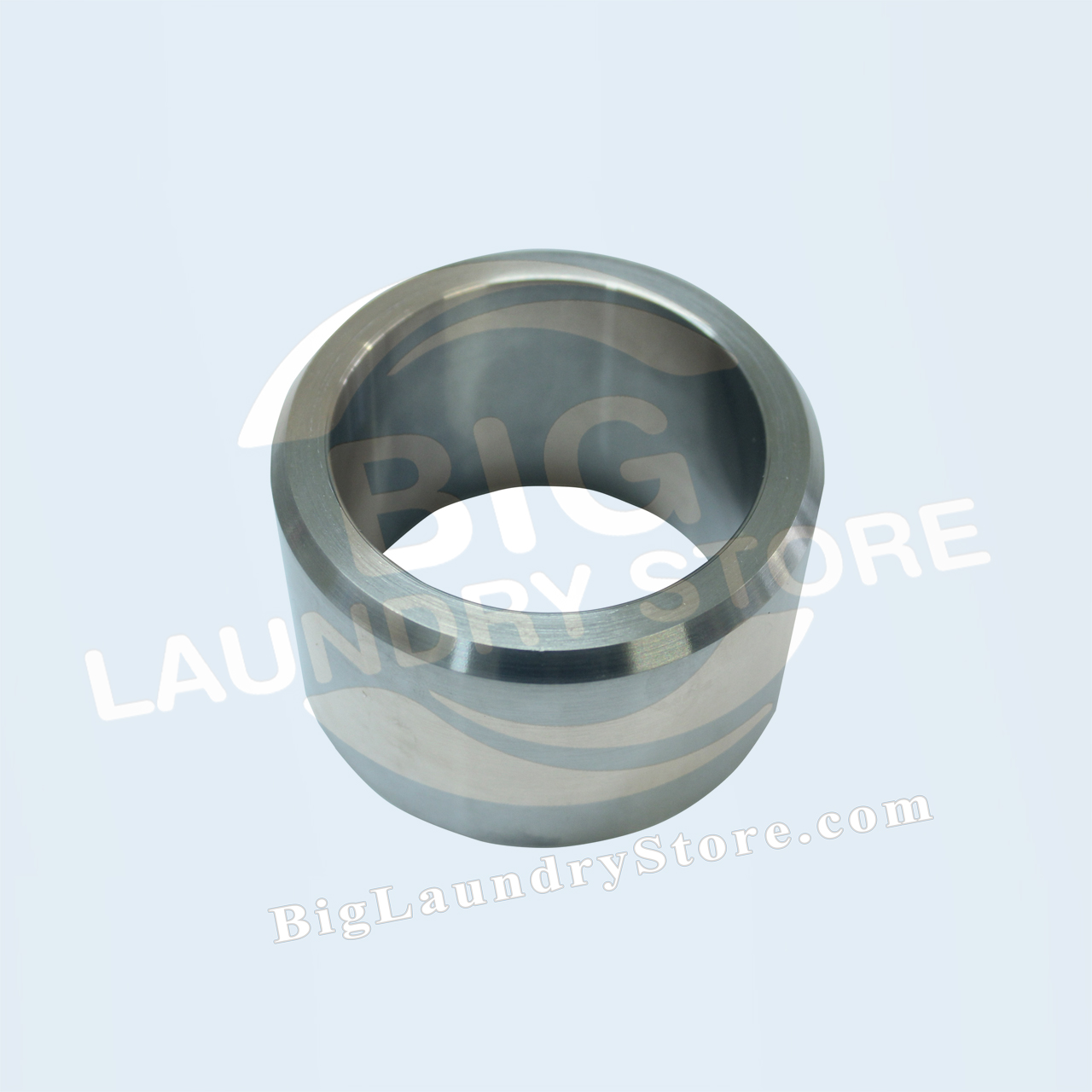 Sleeve Stainless Steel Shaft Bushing for 35lbs. Washer - Huebsch, Speed Queen or Unimac # F8312003P