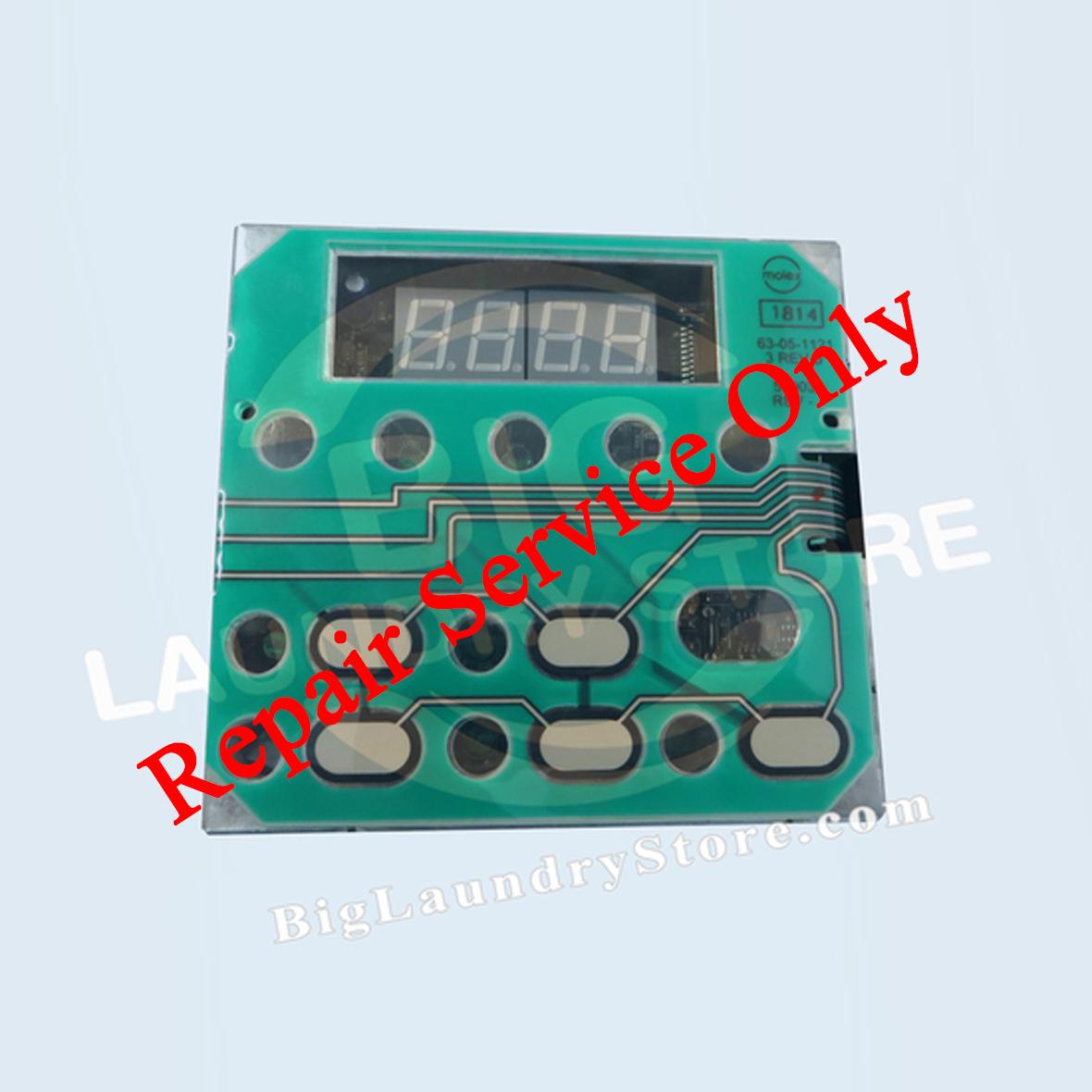 REPAIR - Huebsch, Speed Queen Dryer Computer # 511867P Repair