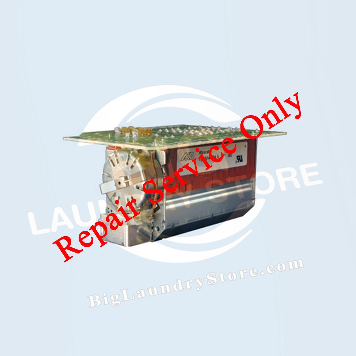 REPAIR - Wascomat Generation 6 110V/60Hz Timer # 898101, 897801 Repair