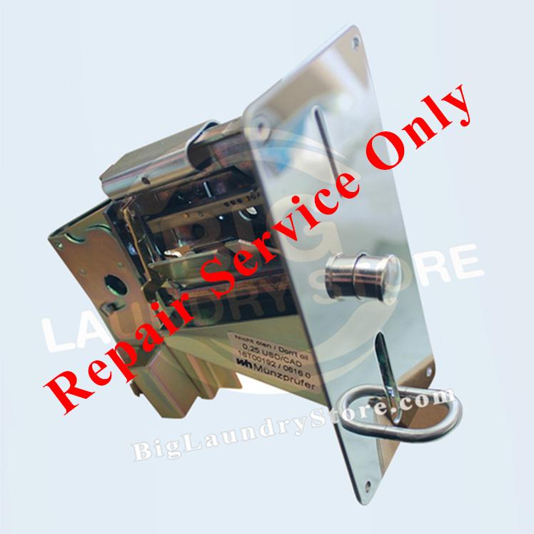 REPAIR - Dexter Coin Acceptor # 9021-001-010 Repair