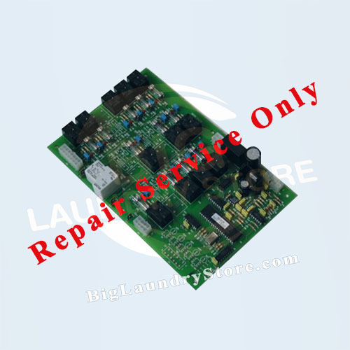 REPAIR - Huebsch or Speed Queen Fuse Board # F370434 Repair