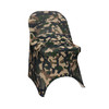 Stretch Spandex Folding Chair Cover Camouflage/Army