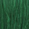 Hunter Green Crinkle Swatch