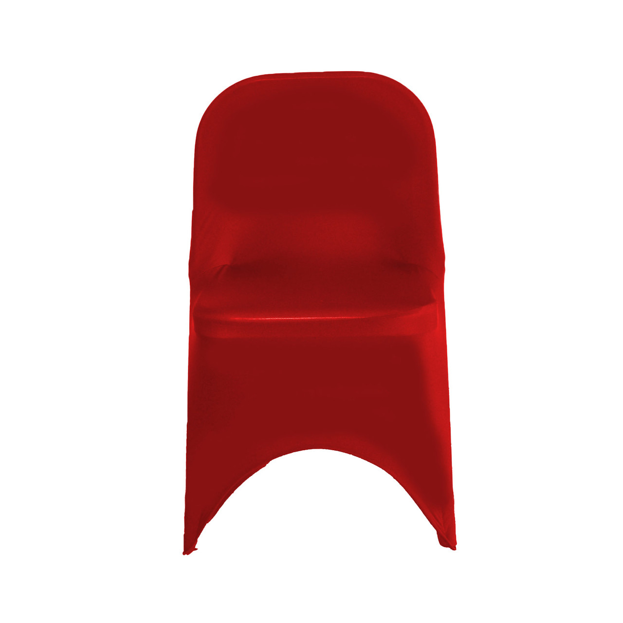 Pleasing Stretch Spandex Folding Chair Cover Red Gmtry Best Dining Table And Chair Ideas Images Gmtryco