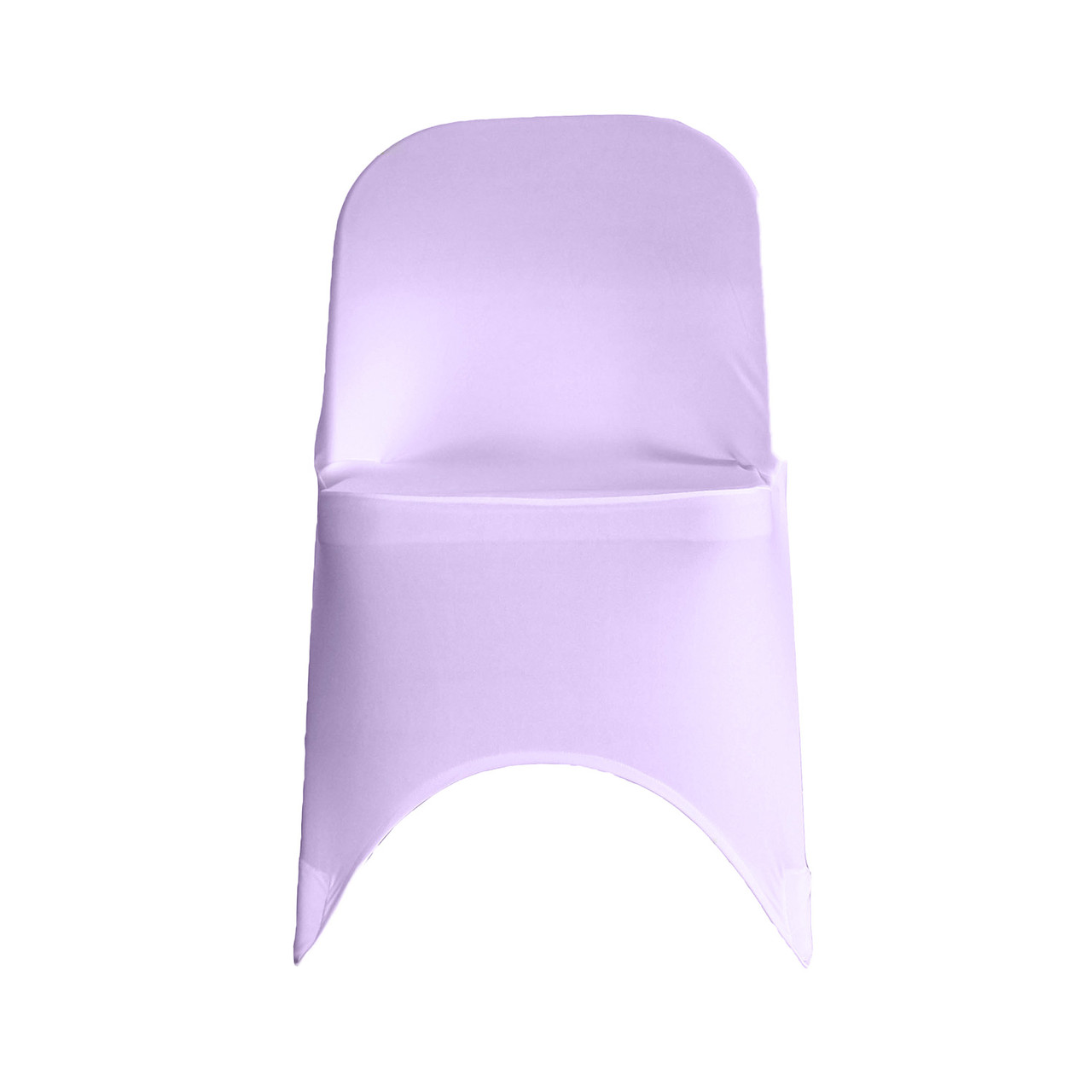 Groovy Stretch Spandex Folding Chair Cover Lavender Gmtry Best Dining Table And Chair Ideas Images Gmtryco