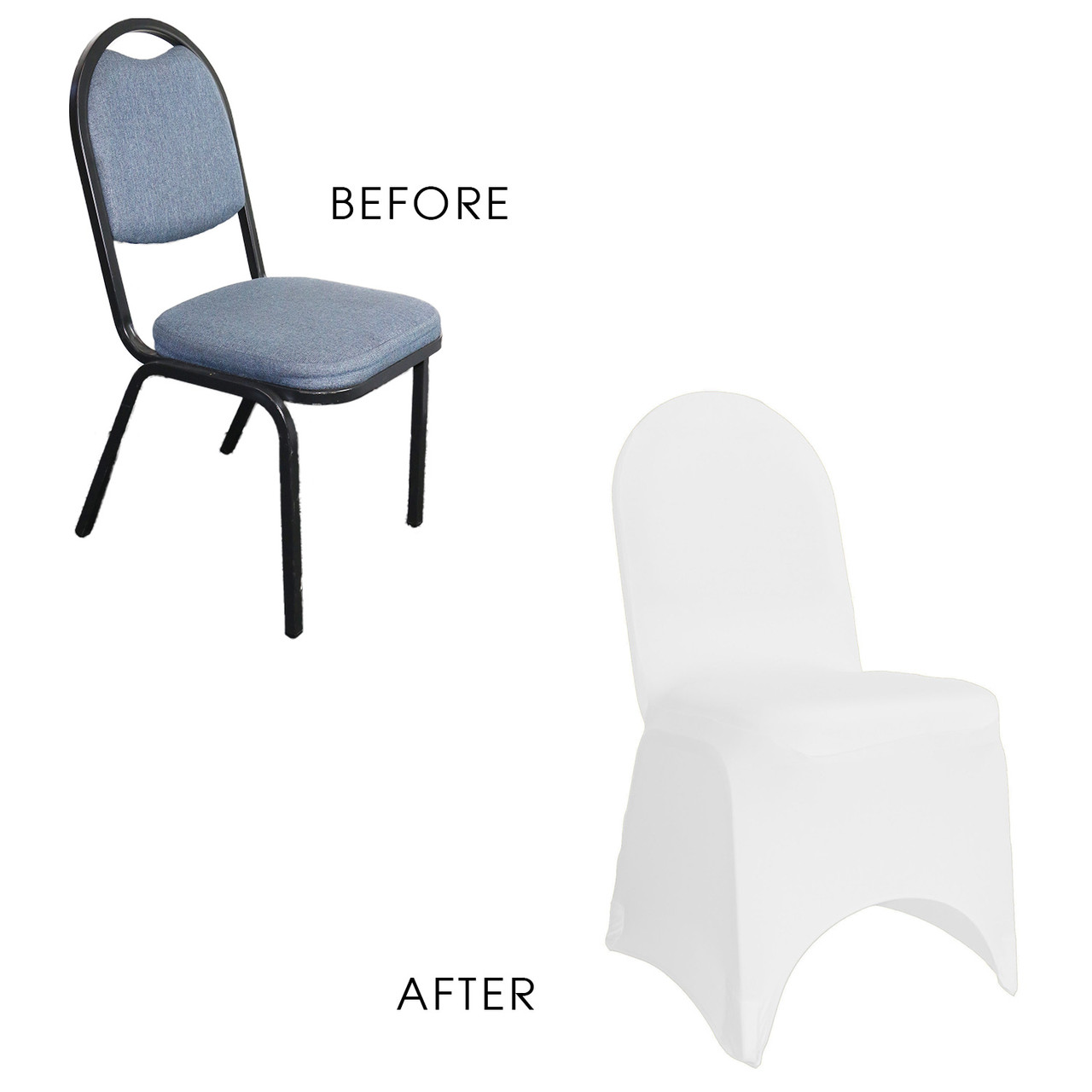 Fine Stretch Spandex Banquet Chair Cover White Caraccident5 Cool Chair Designs And Ideas Caraccident5Info