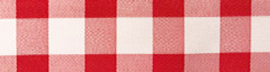 Checkered Red Table Linens