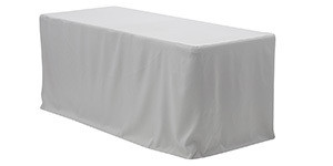 Fitted Polyester Tablecloths