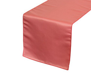 Lamour Satin Table Runners