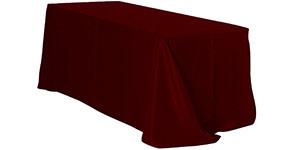 90 x 132 inch Rectangular Polyester Tablecloths