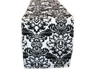 Damask Table Runners