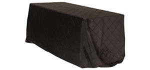 Rectangular Pintuck Tablecloths