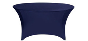5 ft Round Stretch Spandex Table Covers