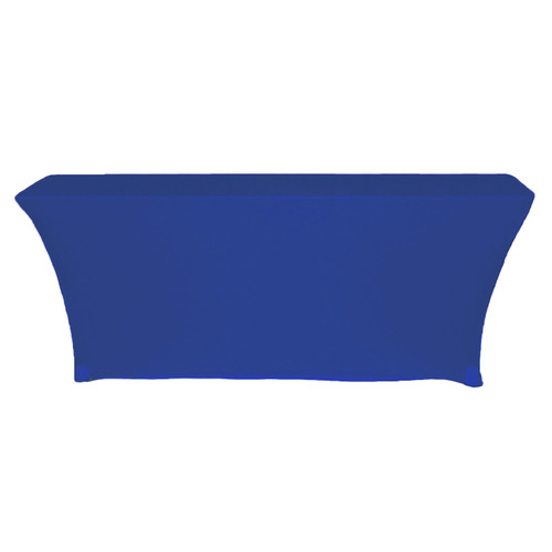 Rectangular Table Cover Royal Blue